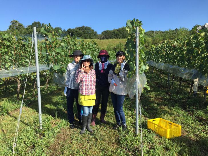 岡山ワインバレー集合写真
