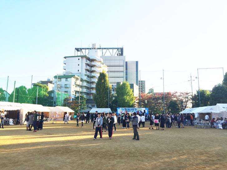 鹿田祭全体