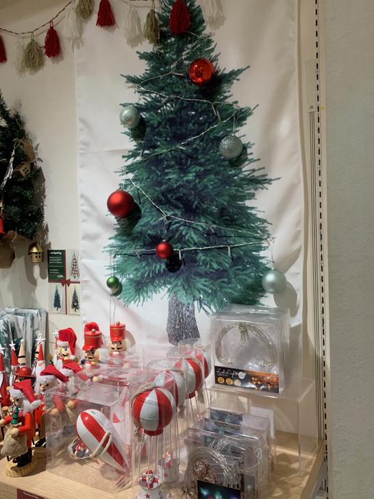 クリスマスツリー候補2