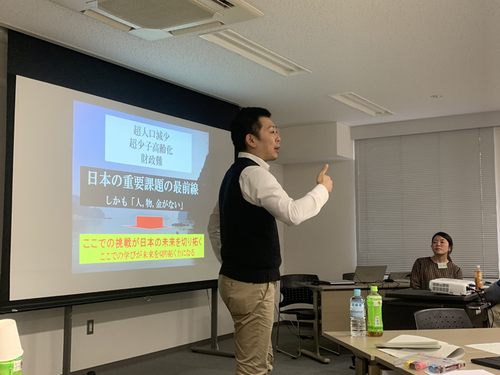 隠岐國学習センター豊田庄吾氏6