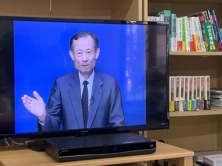 竹田洋一先生