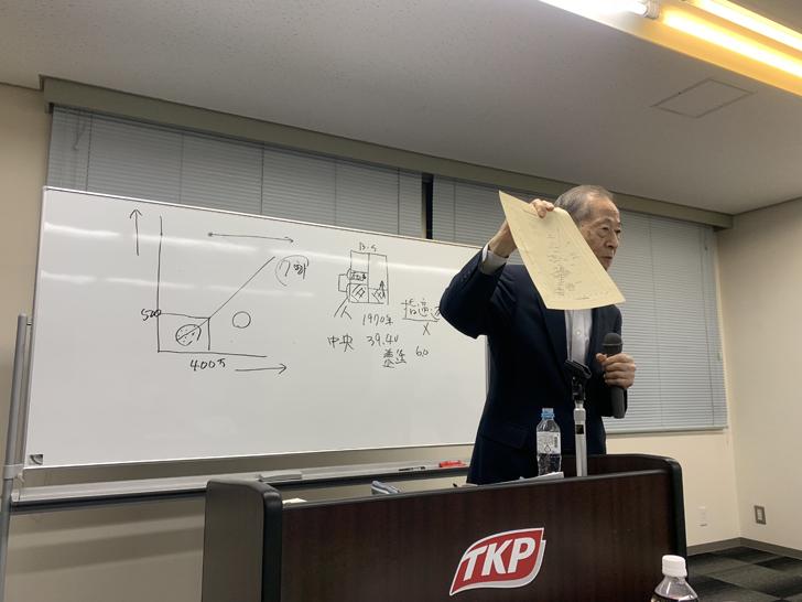 竹田洋一先生3