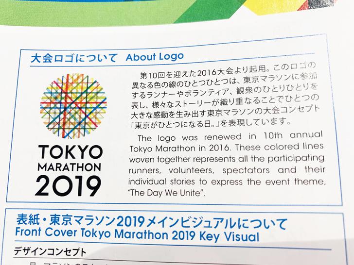 東京マラソン大会ロゴ